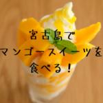 季節外れでもマンゴーを食べる|本気でオススメのカフェ5選