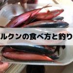 【刺身】グルクンの食べ方と釣り方【美味しい】